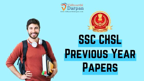SSC CHSL Previous Year Paper