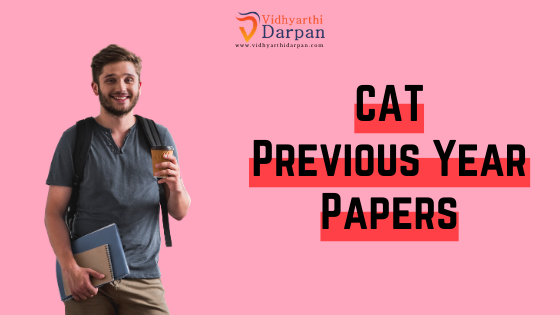 CAT Previous Year Paper