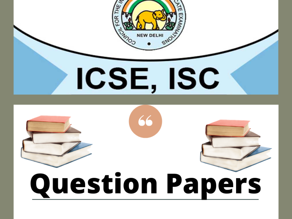 ICSE ISC Banner